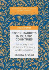 Omslag - Stock Markets in Islamic Countries