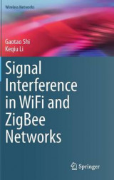 Omslag - Signal Interference in WiFi and ZigBee Networks 2016