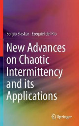 Omslag - New Advances on Chaotic Intermittency and its Applications 2017