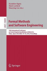 Omslag - Formal Methods and Software Engineering