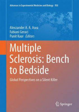 Omslag - Multiple Sclerosis: Bench to Bedside 2017