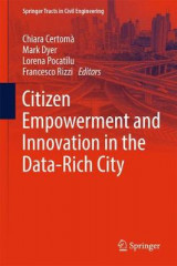 Omslag - Citizen Empowerment and Innovation in the Data-Rich City