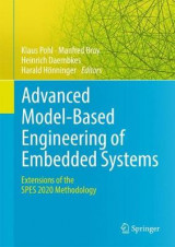 Omslag - Advanced Model-Based Engineering of Embedded Systems 2017