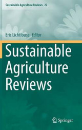 Omslag - Sustainable Agriculture Reviews 2016: 22