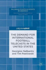 Omslag - The Demand for International Football Telecasts in the United States 2016