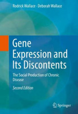 Omslag - Gene Expression and its Discontents 2016