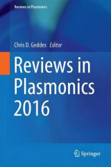 Omslag - Reviews in Plasmonics 2017