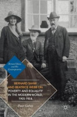 Omslag - Bernard Shaw and Beatrice Webb on Poverty and Equality in the Modern World, 1905-1914
