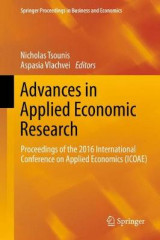 Omslag - Advances in Applied Economic Research