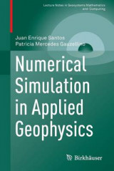 Omslag - Numerical Simulation in Applied Geophysics
