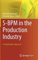 Omslag - S-BPM in the Production Industry