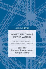 Omslag - Whistleblowing in the World