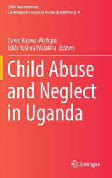 Omslag - Child Abuse and Neglect in Uganda 2017