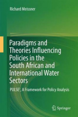 Omslag - Paradigms and Theories Influencing Policies in the South African and International Water Sectors