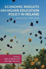 Omslag - Economic Insights on Higher Education Policy in Ireland