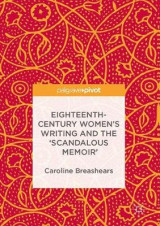 Omslag - Eighteenth-Century Women's Writing and the