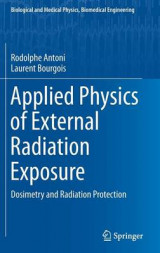 Omslag - Applied Physics of External Radiation Exposure 2017