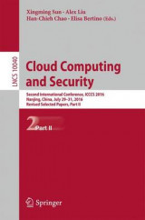 Omslag - Cloud Computing and Security: Part 2