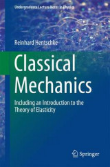 Omslag - Classical Mechanics 2017