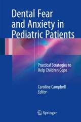 Omslag - Dental Fear and Anxiety in Pediatric Patients 2017
