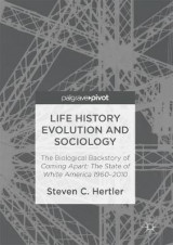 Omslag - Life History Evolution and Sociology 2016