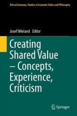 Omslag - Creating Shared Value - Concepts, Experience, Criticism 2017