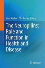 Omslag - The Neuropilins: Role and Function in Health and Disease