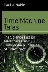 Omslag - Time Machine Tales