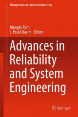 Omslag - Advances in Reliability and System Engineering 2017