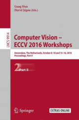 Omslag - Computer Vision - ECCV 2016 Workshops 2016: Part II