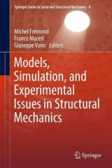Omslag - Models, Simulation, and Experimental Issues in Structural Mechanics 2017