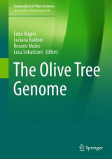 Omslag - The Olive Tree Genome