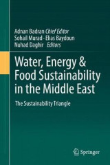 Omslag - Water, Energy & Food Sustainability in the Middle East