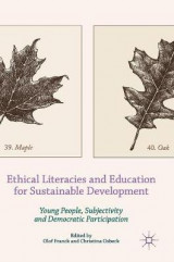 Omslag - Ethical Literacies and Education for Sustainable Development