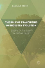 Omslag - The Role of Franchising on Industry Evolution