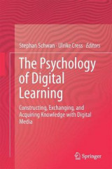 Omslag - The Psychology of Digital Learning