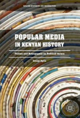Omslag - Popular Media in Kenyan History 2016