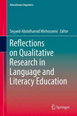Omslag - Reflections on Qualitative Research in Language and Literacy Education 2017