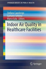 Omslag - Indoor Air Quality in Healthcare Facilities 2017