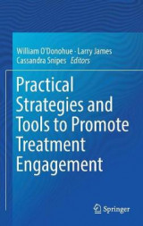 Omslag - Practical Strategies and Tools to Promote Treatment Engagement 2017
