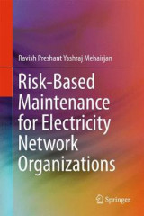 Omslag - Risk-Based Maintenance for Electricity Network Organizations