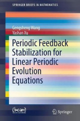 Omslag - Periodic Feedback Stabilization for Linear Periodic Evolution Equations