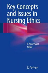 Omslag - Key Concepts and Issues in Nursing Ethics