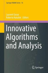 Omslag - Innovative Algorithms and Analysis 2017