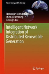 Omslag - Intelligent Network Integration of Distributed Renewable Generation