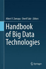 Omslag - Handbook of Big Data Technologies 2017