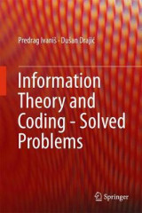 Omslag - Information Theory and Coding - Solved Problems