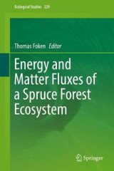 Omslag - Energy and Matter Fluxes of a Spruce Forest Ecosystem
