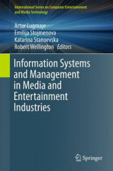 Omslag - Information Systems and Management in Media and Entertainment Industries