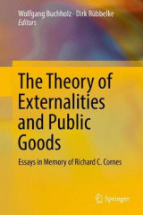 Omslag - The Theory of Externalities and Public Goods 2017